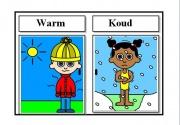 Warm - Kleur warm en koud ...